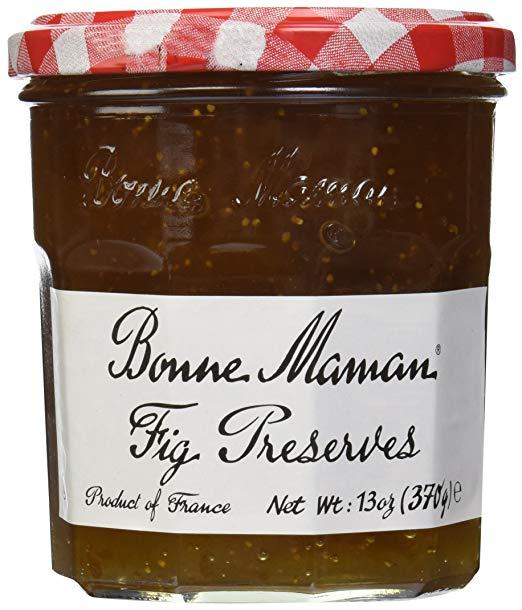 Bonne Maman Fig Preserve, 13 ounce