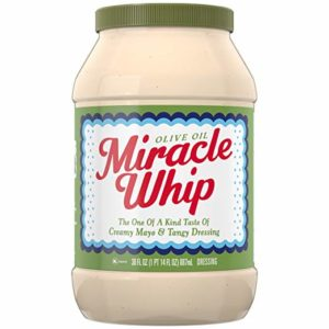 Kraft Miracle Whip with Olive Oil Dressing, 30 Ounce