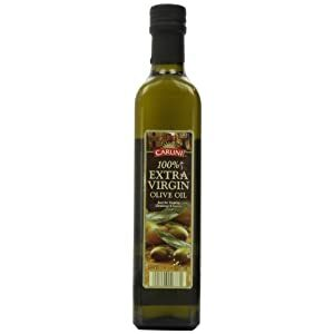 Carlini Extra Virgin Oilve Oil, 16.9-Ounce