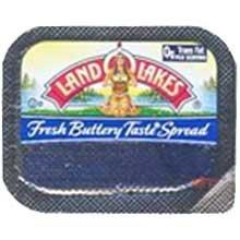 Land O Lakes Fresh Buttery Taste Spread, 5 Gram - 900 per case.