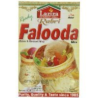Laziza Falooda Mix Rabri, 200-Gram Boxes (Pack of 6)