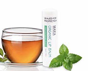Maya Mint Tea Lip Balm Organic Lip Balm
