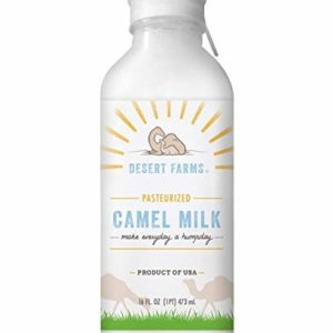 Desert Farms - Camel Milk (Frozen) - 6 Pack