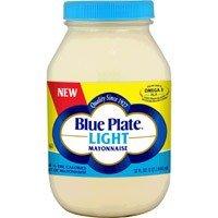 Blue Plate Light Mayonnaise, 30 fl oz