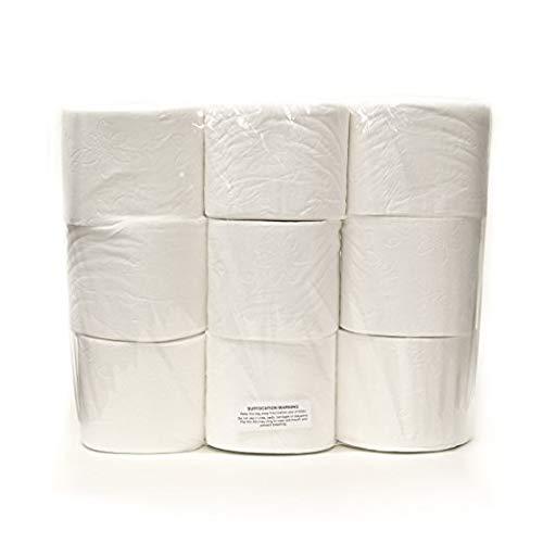 Charmin Ultra Soft Bathroom Tissue 9 Family Rolls