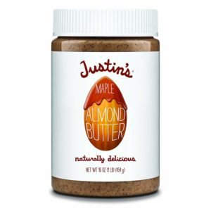 Maple Almond Butter by Justin's