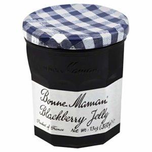 Bonne Maman Blackberry Jelly, 13-Ounce Jars