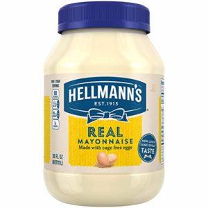 Hellmann's Real Mayonnaise 30 oz