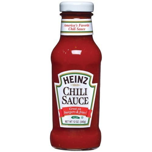 Heinz Chili Sauce 12 oz (Pack of 1)