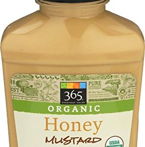 365 Everyday Value, Organic Honey Mustard, 8 oz