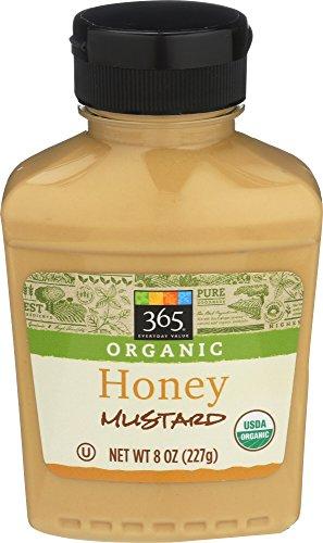 365 Everyday Value, Organic Honey Mustard, 8 oz