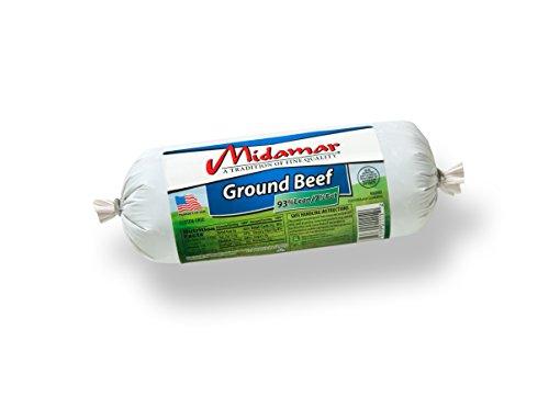 Midamar - Halal Pure Ground Beef (80% Lean) - 1 Case