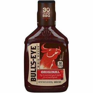 Bull's Eye Original Barbecue Sauce, 18 Ounce Bottle