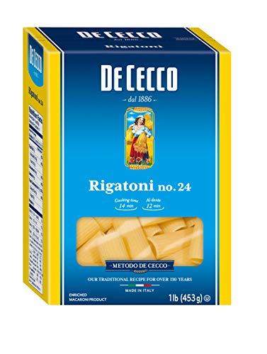 De Cecco Semolina Pasta, Spaghetti No.24, 1 Pound