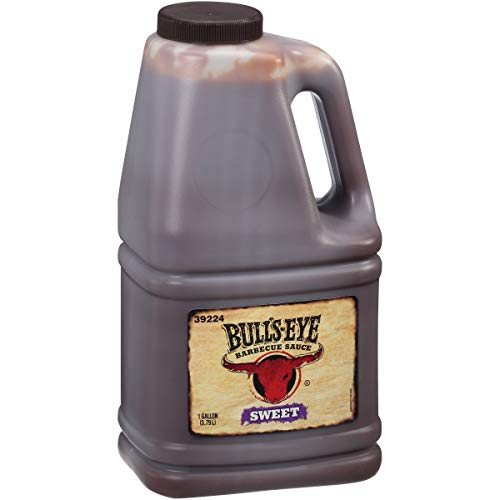Bull's-Eye Sweet BBQ Sauce (1 gal Jug)