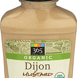 365 Everyday Value, Organic Dijon Mustard, 8 oz