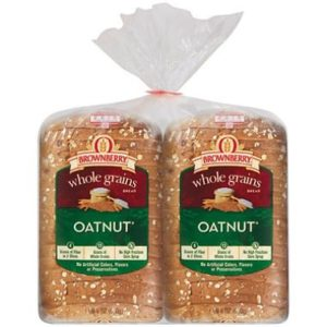 Brownberry Oatnut Bread (24 oz., 2 pk.)