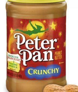 Peter Pan 16.3-oz. Crunchy Peanut Butter
