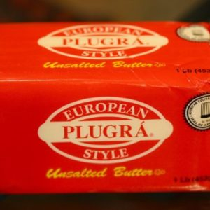 Plugra, Butter European Style Unsalted, 16 Ounce