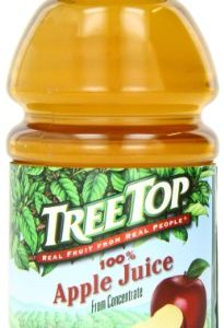 Tree Top Apple Juice, 10-Ounce (Pack of 24)