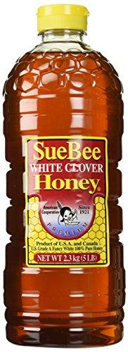 Sue Bee Clover Honey, 5 Pound Container