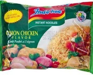 Indomie Onion Chicken Flavor Instant Noodles 70g (30 Packs)