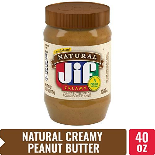 Jif Creamy Peanut Butter spread, 40 Ounce