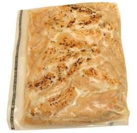 Cuisine Solutions Organic Halal Seared Chicken Tenders, 5 lb, (4 per case)