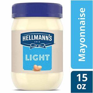 Hellmann's Light Mayonnaise, 15 oz