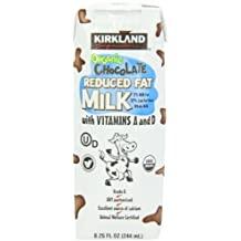Signature Organic Chocolate Reduced Fat Milk 18 8.25oz.