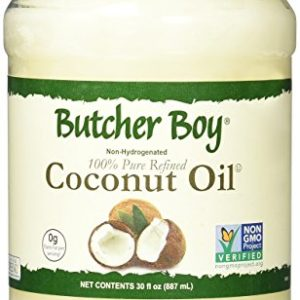 Butcher Boy Coconut Oil, 30 oz.