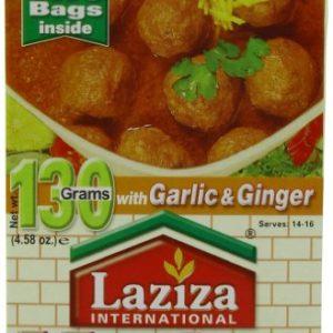 Laziza Kofta Masala, 130-Gram Boxes (Pack of 6)