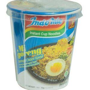 Indomie Bbq Chicken Cup Noodle 75g
