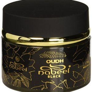 Oudh Black (60g) Agarwood Bakhoor Incense by Nabeel by Nabeel