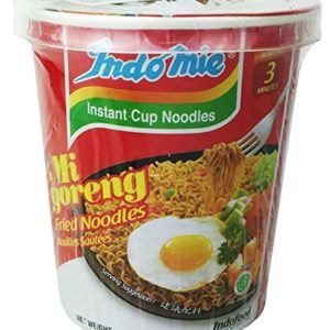 Indo Mie Goreng Cup, 2.65 Ounce (Pack of 12)