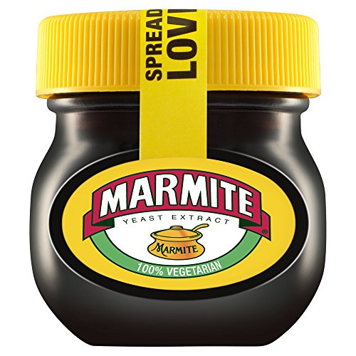 Marmite 70g Jar | Perfect for Travelling | Certified Kosher by KLBD | Halal Food Authority Approved