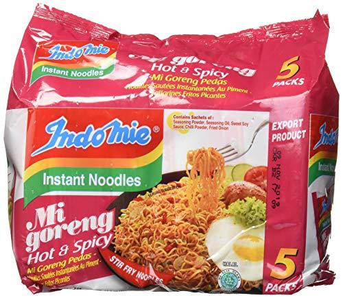 Indomie Hot & Spicy Instant Noodles 400gm