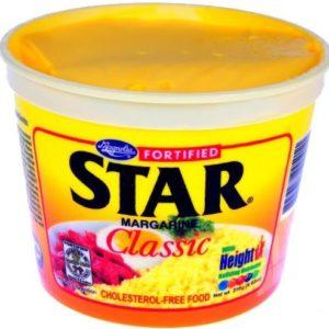"4-Packs Magnolia Star Margarine ""Classic"" 240g x4 (Total 960g)"