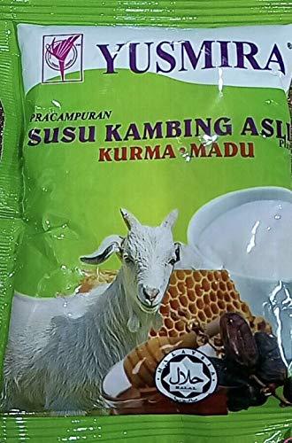 Yusmira Goat Milk Powder with honey 25 G x 5 sachets
