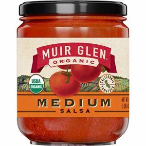 Muir Glen Organic, Salsa Medium, 16 oz