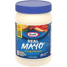 Kraft Mayo (15 oz Jar)