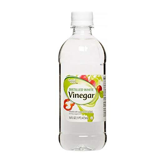Great Value Distilled White Vinegar, 16 oz