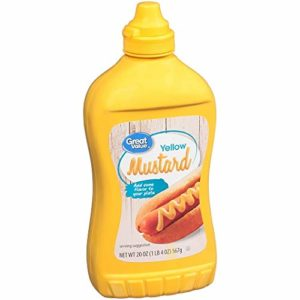 Great Value Yellow Mustard, 20 oz