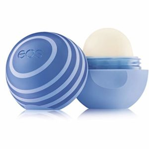 eos Medicated Lip Balm Sphere - Cooling Chamomile   Temporarily Relieves Pain   0.25 oz.