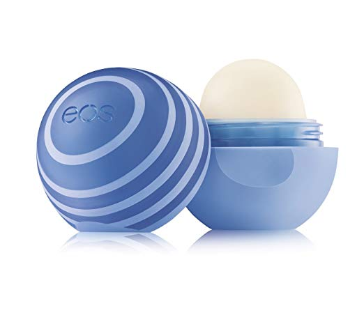 eos Medicated Lip Balm Sphere - Cooling Chamomile | Temporarily Relieves Pain | 0.25 oz.
