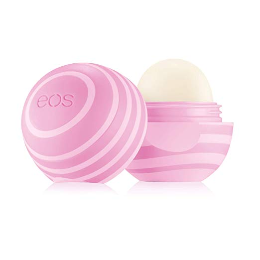 eos Visibly Soft Lip Balm Sphere - Honey Apple   Restores and Softens Lips 0.25 oz.