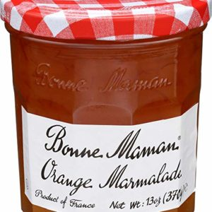 Bonne Maman Orange Marmalade Preserves, 13-Ounce Jars