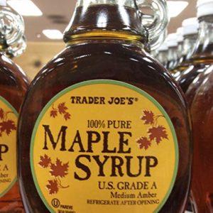 Trader Joe's 100% Pure Maple Syrup