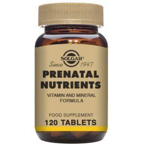 Solgar - Prenatal Nutrients, 240 Tablets