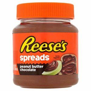 Reese's Spreads Peanut Butter Chocolate Jar, 13oz